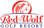 Red Wolf Golf Resort logo